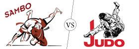 Sambo vs Judo