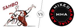 Sambo vs MMA