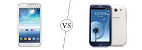 Samsung Galaxy Mega 5.8 vs Samsung Galaxy S3