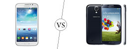 Samsung Galaxy Mega 5.8 vs Samsung Galaxy S4