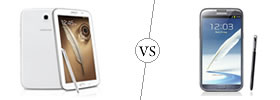 Samsung Galaxy Note 8.0 vs Samsung Galaxy Note II