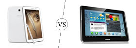 Samsung Galaxy Note 8.0 vs Samsung Galaxy Tab 2 10.1