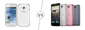 Samsung Galaxy S Duos vs Alcatel One Touch Idol