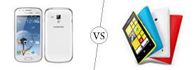 Samsung Galaxy S Duos vs Nokia Lumia 520