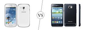 Samsung Galaxy S Duos vs Samsung Galaxy S2