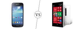 Samsung Galaxy S4 Mini vs Nokia Lumia 928