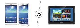 Samsung Galaxy Tab 3 8.0 vs Samsung Galaxy Note 10.1
