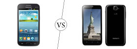 Samsung Galaxy Win vs Karbonn Titanium S5