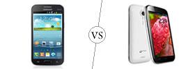 Samsung Galaxy Win vs Micromax A116 Canvas HD