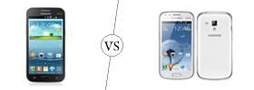 Samsung Galaxy Win vs Samsung Galaxy S Duos