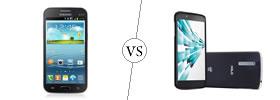 Samsung Galaxy Win vs Xolo X1000
