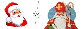 Santa Claus vs St. Nikholas