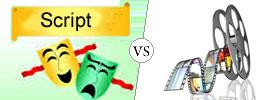 Script vs Screenplay