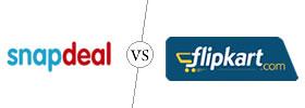 Snapdeal vs Flipkart