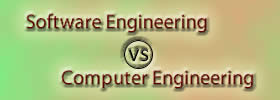 Software Engineering vs Computer Engineering