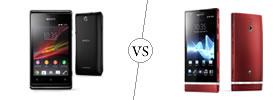 Sony Xperia E vs Sony Xperia P