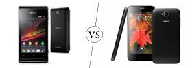 Sony Xperia E vs XOLO Q800