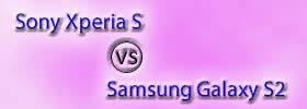Sony Xperia S vs Samsung Galaxy S2
