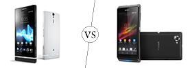 Sony Xperia S vs Sony Xperia L