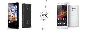 Sony Xperia T vs Xperia ZL