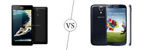 Sony Xperia ZR vs Samsung Galaxy S4