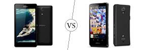 Sony Xperia ZR vs Sony Xperia T