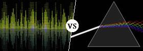 Sound vs Light