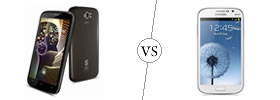 Spice Stellar Pinnacle Pro vs Samsung Galaxy Grand