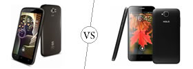 Spice Stellar Pinnacle Pro vs Xolo Q800