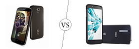 Spice Stellar Pinnacle Pro vs Xolo X1000
