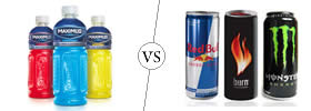 Sports Drink vs Energy Drink