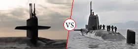 SSN vs SSBN