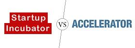 Startup Incubator vs Accelerator