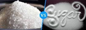 Sugar vs Castor Sugar
