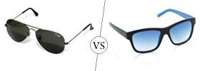 Sunglasses vs Glares
