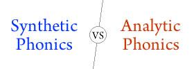 Synthetic Phonics vs Analytic Phonics