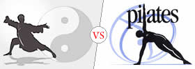 Tai Chi vs Pilates