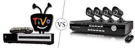 TiVo vs DVR