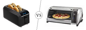 Toaster vs Toaster Oven