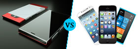 Turing Phone vs Smartphone