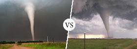 Twister vs  Tornado