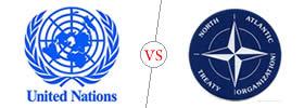 UN vs NATO