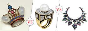 Vintage vs Estate vs Antique Jewelry