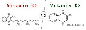Vitamin k1 vs k2