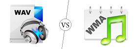 WAV vs WMA Audio File Format