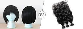 Wig vs Weave