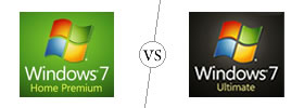 Windows 7 Home Premium vs Ultimate
