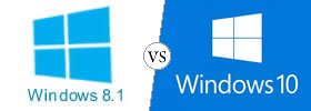 Windows 8.1 vs Windows 10