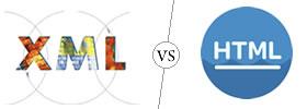 XML vs HTML