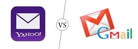 Yahoo! Mail vs Gmail